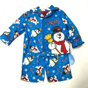 Unisex Frosty the Snowman - SIZE 12 Mo (F728)